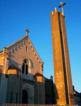 Sacré Coeur in Bourges