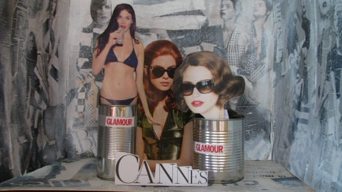 Glamour in Cans