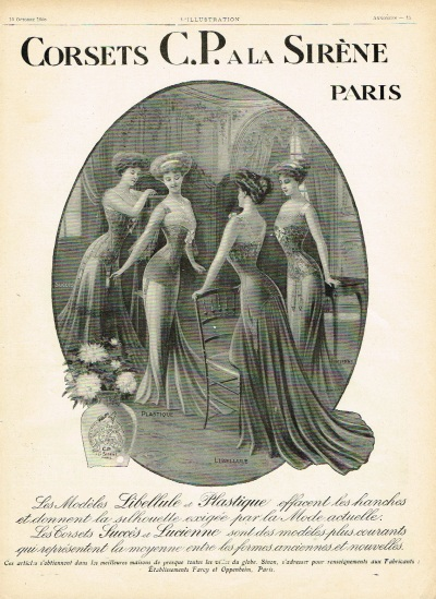 Corsets 1905