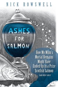 Ashes for Salmon front cover