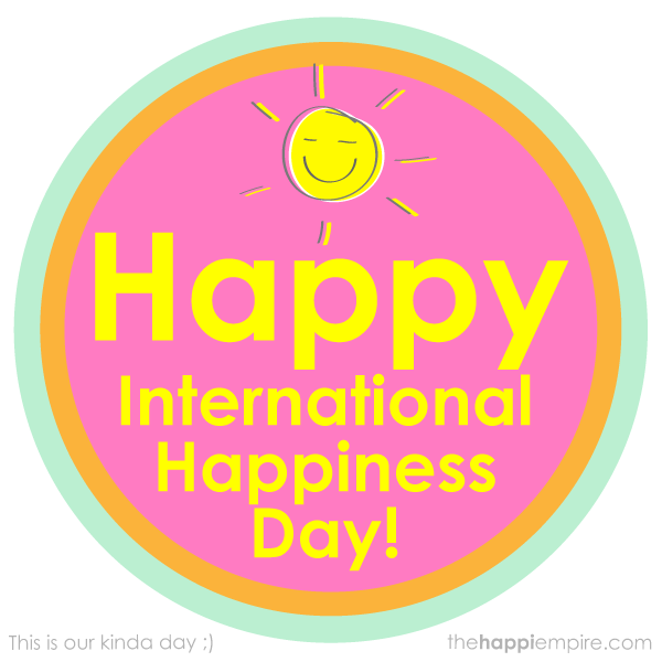 Happy-International-Happiness-Day
